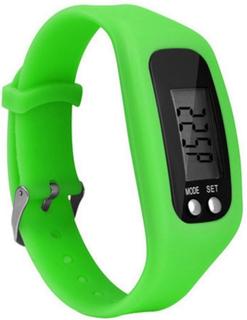 Stegräknare Pedometer GymTop - Grön