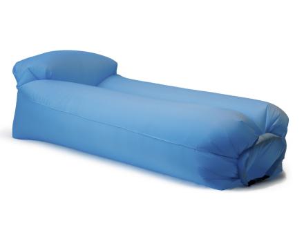 Uppblåsbar Loungesoffa Softybag 2.0 Blå