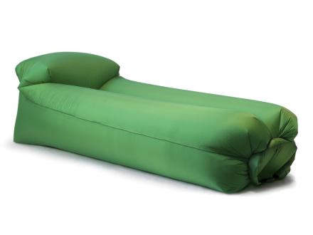 Uppblåsbar Loungesoffa Softybag 2.0 Grön