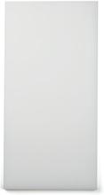 Exxent Leikkuulauta 74x29cm, valkoinen