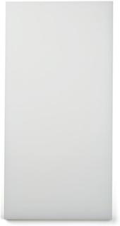 Exxent Skärbräda 74x29cm, vit
