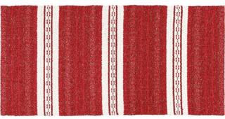 Horredsmattan Asta Röd Matta 170x260 cm