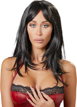 Cottelli Collection: Long Black Wig
