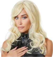 Cottello Collection: Wavy Blonde Wig