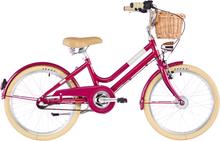 "Ortler Bricktown 20"" Tytöt, pink berry 29cm 2020 Lasten kulkuneuvot"