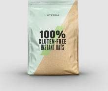 100% Gluten-Free Instant Oats - 2.5kg - Unflavoured