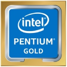 Intel Pentium Gold G5400 - 3.7 GHz - 2 cores - 4 tråde - 4 MB cache - LGA1151 Socket - Box