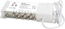 Triax IFA 388 - Antennesignalforstærker for TV-antenne - hvid