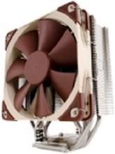 Noctua NH-U12S - Processor-køler - (for: AM4) - aluminium med nikkel belagt kobber base - 120 mm