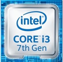 Intel Core i3 7100 - 3.9 GHz - 2 cores - 4 tråde - 3 MB cache - LGA1151 Socket - OEM