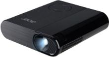 Acer C200 - DLP-projektor - LED - 200 lumen - WVGA (854 x 480) - 16:9