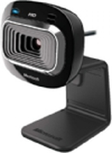 Microsoft LifeCam HD-3000 for Business - Webkamera - farve - 1280 x 720 - audio - USB 2.0