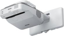 Epson EB-685W - 3LCD-projektor - 3500 lumen (hvid) - 3500 lumen (farve) - WXGA (1280 x 800) - 16:10 - 720p - LAN