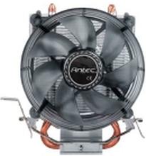 Antec A30 - Processor-køler - (for: LGA775, LGA1156, AM2, AM2+, AM3, LGA1155, AM3+, FM1, FM2, LGA1150, FM2+, LGA1151) - aluminium - 92 mm