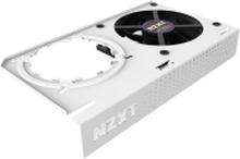 NZXT Kraken G12 - Systembøjle til flydende køling til videokort - 92 mm - hvidmatteret - for Kraken X31, X40, X41, X42, X52, X60, X61, X62