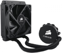 CORSAIR Hydro Series H55 Quiet CPU Cooler - Processors flydende kølesystem - (for: LGA1156, AM2, LGA1366, AM3, LGA1155, LGA2011, FM1) - aluminum med
