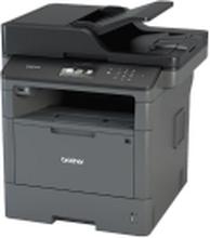 Brother DCP-L5500DN - Multifunktionsprinter - S/H - laser - Legal (216 x 356 mm) (original) - A4/Legal (medie) - op til 40 spm (udskriver) - 300 ark