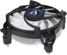 ARCTIC Alpine 12 LP - Processor-køler - (for: LGA1156, LGA1155, LGA1150, LGA1151) - aluminium - 92 mm