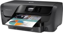HP Officejet Pro 8210 - Printer - farve - Duplex - blækprinter - A4 - 1200 x 1200 dpi - op til 22 spm (mono) / op til 18 spm (farve) - kapacitet: 250
