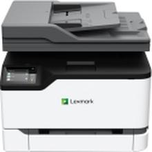 Lexmark MC3326adwe - Multifunktionsprinter - farve - laser - 216 x 356 mm (original) - A4/Legal (medie) - op til 24 spm (kopiering) - op til 24 spm (