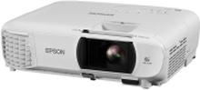 Epson EH-TW650 - 3LCD-projektor - bærbar - 3100 lumen - Full HD (1920 x 1080) - 16:9 - 1080p