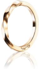 Efva Attling Viking Plain Ring Guld