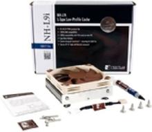Noctua NH-L9i - Processor-køler - ( LGA1156 Socket, LGA1155 Socket, LGA1150 Socket, LGA1151 Socket ) - aluminium med nikkel belagt kobber base - 92 m