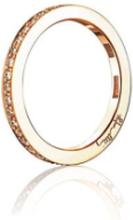 Efva Attling 21 Stars & Signature Thin Ring Guld
