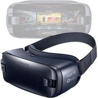 Samsung Gear VR (2016) 3D Briller SM-R323 - Blå Sort
