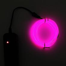 Paristokäyttöinen Led Glowstrip Neon-nauha 3 Metriä - Cerice
