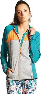 Dare 2b Tør 2b kvinners høflighet II Core strekk rask tørr Zip jakk...