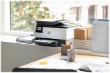 HP Officejet Pro 9010 All-in-One - Multifunktionsprinter - farve - blækprinter - Legal (216 x 356 mm) (original) - A4/Legal (medie) - op til 32 spm (