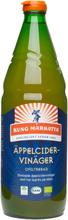 Äppelcidervinäger Ofiltrerad KRAV, 750 ml