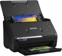 Epson FastFoto FF-680W - Dokumentscanner - Contact Image Sensor (CIS) - Duplex - A4 - 600 dpi x 600 dpi - op til 45 ppm (mono) / op til 45 ppm (farve