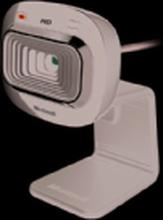 Microsoft LifeCam HD-3000 - Webkamera - farve - 1280 x 720 - audio - USB 2.0