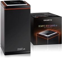 Gigabyte Brix Gaming VR - Ultra-kompakt desktop - Intel® Core™ i7 7700HQ - 8GB DDR4 RAM - 240GB SSD + 1TB HDD - ™NVIDIA GeForce GTX 1060 (6GB) - WLAN