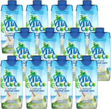 12 x Coconutwater Natural, 330 ml