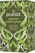 Te Matcha Green, 20 tepåsar