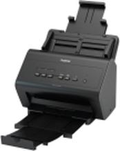 Brother ADS-2400N - Dokumentscanner - Dual CIS - Duplex - A4 - 600 dpi x 600 dpi - op til 40 ppm (mono) / op til 40 ppm (farve) - ADF (50 ark) - op t