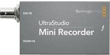 Blackmagic UltraStudio Mini Recorder - HDMI / SDI til Thunderbolt video og audio-omforter