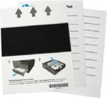 HP Advanced cleaning kit - Rensepakke for printer - for Officejet Pro X451dn, X451dw, X476dn MFP, X476dw MFP, X576dw MFP