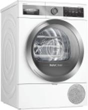 Bosch HomeProfessional WTX8HEL9SN med varmepumpe og AutoClean og Smart Dry og Iron Assist