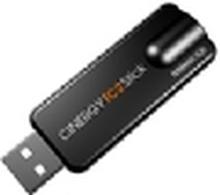 Terratec CINERGY TC2, DVB-C,DVB-T,DVB-T2, 1080p, H.265, USB, Sort, Kina