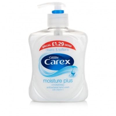 Carex Moisture Plus Hand Wash 250 ml