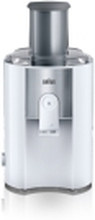 Braun IdentityCollection J 500 WH - Saftpresser - 900 W - hvid