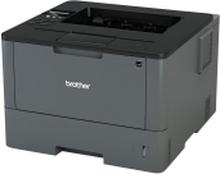 Brother HL-L5200DW - Printer - S/H - Duplex - laser - A4/Legal - 1200 x 1200 dpi - op til 40 spm - kapacitet: 300 ark - USB 2.0, LAN, Wi-Fi(n)