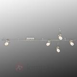 LED-skensystem Natalie med glasskärm