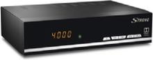 Strong SRT 7007, Satellit, Fuld HD, DVB-S2, NTSC,PAL, 480i,480p,576i,576p,720p,1080i,1080p, 4:3,16:9
