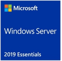 Microsoft Windows Server 2019 Essentials - Licens - 1 server (1-2 CPU) - OEM - DVD - 64-bit - Engelsk
