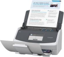 Fujitsu ScanSnap iX1500 - Dokumentscanner - Dual CIS - Duplex - 216 x 863 mm - 600 dpi x 600 dpi - op til 30 ppm (mono) / op til 30 ppm (farve) - ADF